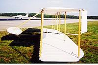 Unknown Wright Brothers 1902 glider