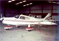Unknown pa-28 140 cruiser