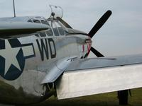 Unknown P 51 Mustang